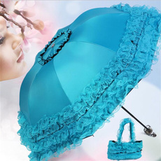 Outdoor, Umbrella, Lace, Gifts