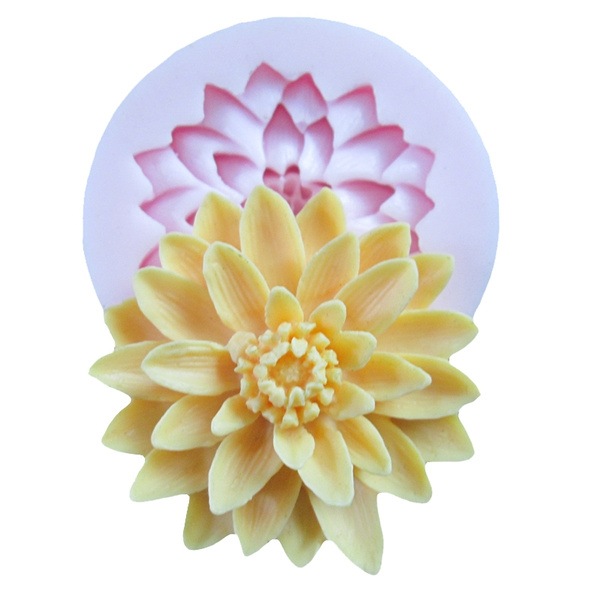 mould, cupcakemould, Flowers, resinflower
