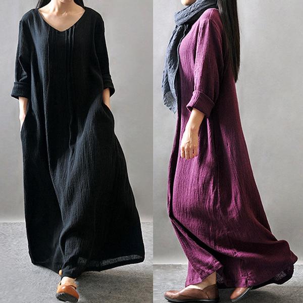 Fashion, Autumn Dress, Sleeve, dungaree