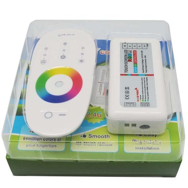 24grgbwledbulblight, dc12vledstrip, LED Strip, Touch Screen
