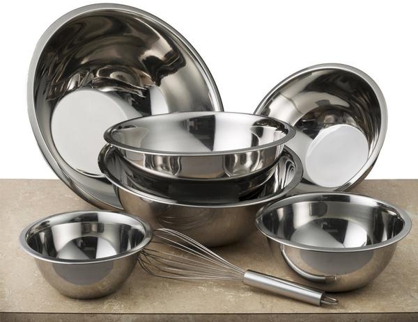 mixingbowl, Steel, Kitchen & Dining, melangebowl