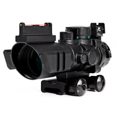 riflescopesight, Fiber, Hunting, Rifle Scope