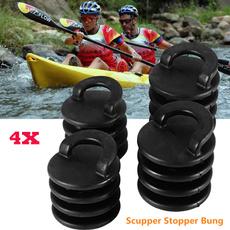 Outdoor, canoe, kayakplug, scupperplug