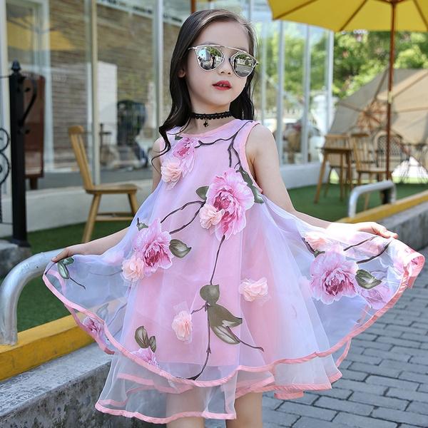 kidsdre, girls dress, summer dress, Lace