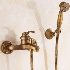 bathroomshowerfaucet, Antique, Faucets, Bathroom