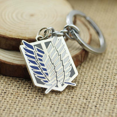 freedomwing, Key Chain, Joyería, Chain
