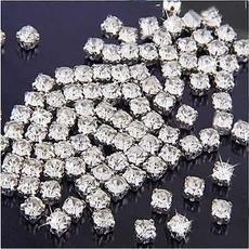 Jewelry, diamantes, Rhinestone, loose beads