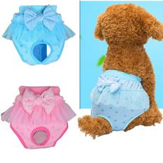 bowknot, puppyphysiologicalpantie, dogsanitaryshort, puppy