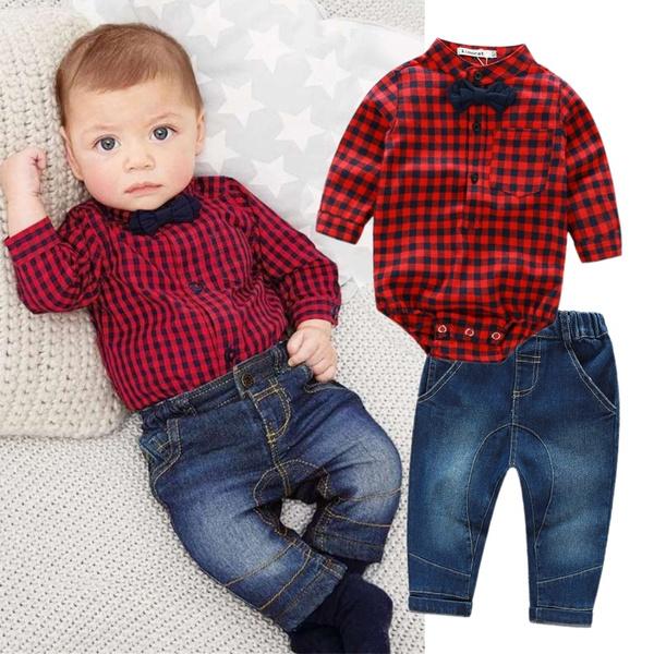 2pcskidsclothesset, Rompers, pants, babyboyromper