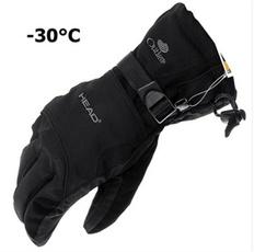 Winter, Waterproof, Double, snowboardmotorcycleglove