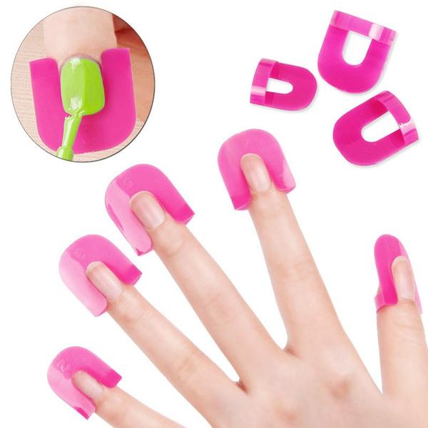Clip, antiflooding, Nail Polish, Stickers