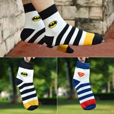 Cotton Socks, Batman, mensock, Socks