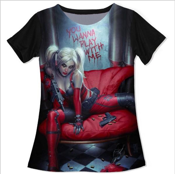 Harley Quinn Kläder