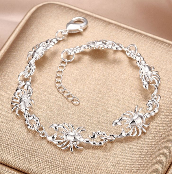 Sterling, Fashion, Jewelry, Bracelet Charm