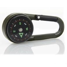 Mini, Key Chain, Hiking, Compass