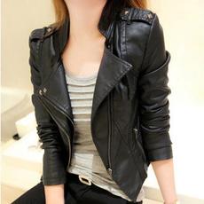 puleatherjacket, Fashion, Blazer, leather