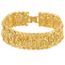 braceletwatchband, Jewelry, gold, Classics