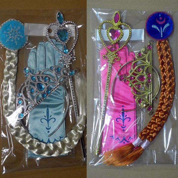 wig, Magic, Princess, wand