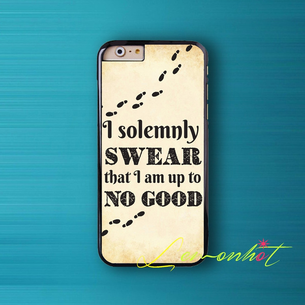 Coque Harry Potter Quotes Vintage Cute iPhone 7 Case,iPhone 7 Plus Case,iPhone 6S 6 Case, iPhone 5S 5 SE Case,iPhone 5C Case,iPhone 6 6S Plus ...