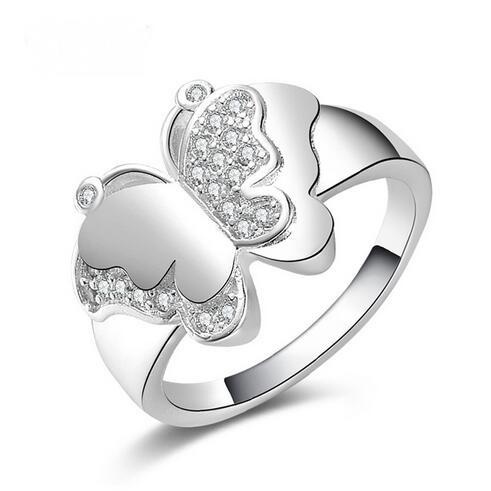 butterfly, 925sterlingsilverjewelry, Fashion, Jewelry