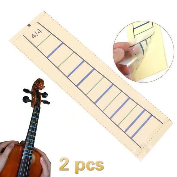 violindecal, 4/4, learndecal, violinlearninstrument