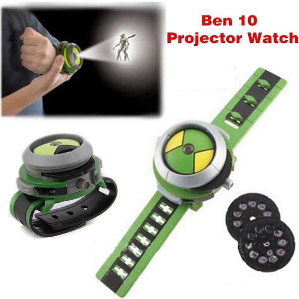 toyprojector, omnitrix, Toy, alienforce