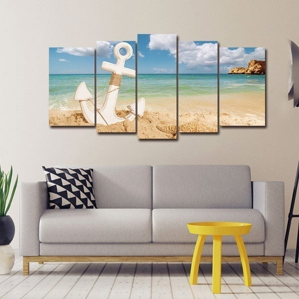 Summer, canvaspainting, beachpaintingoncanva, Modern
