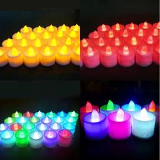 led, christmaslamp, propose, tealight
