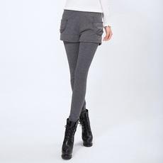 Leggings, Shorts, velvet, Winter