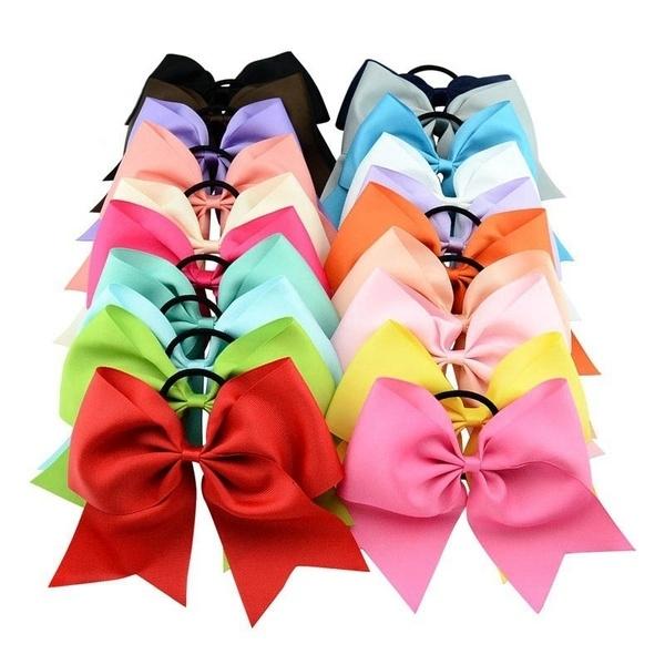 8inch, Fashion, Elastic, for girls