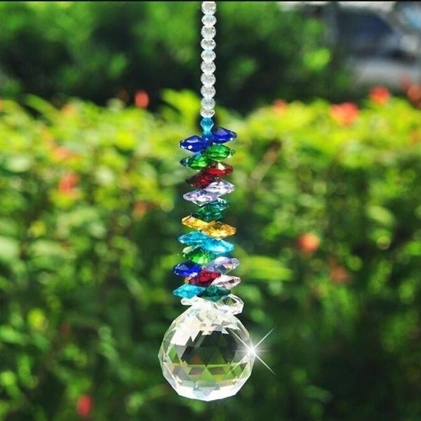 Ball, Home & Living, Glass, crystalball