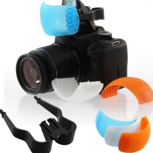 forcanon, DSLR, camerabracket, flashdiffuser