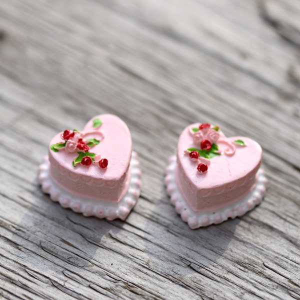 pink, Mini, Decor, Garden