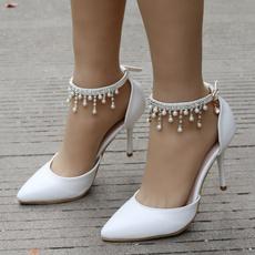 thinheelspump, Tassels, Women Sandals, Womens Shoes