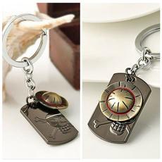Steel, keychainbracelet, Outdoor, Key Chain