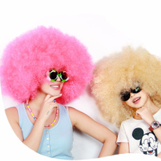 pink, wig, Fashion, Christmas