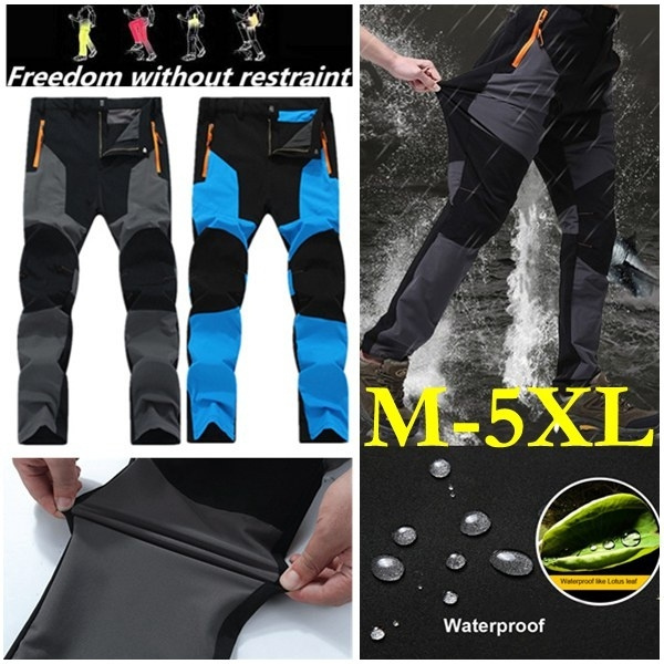 trousers, Casual pants, Waterproof, waterproofhikingpant