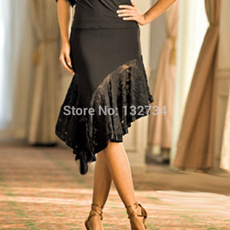 Mini, Swing dress, Modern, Ballroom