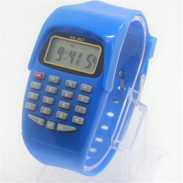 LED Watch, Sport Watch, Sport, calculatorwatch
