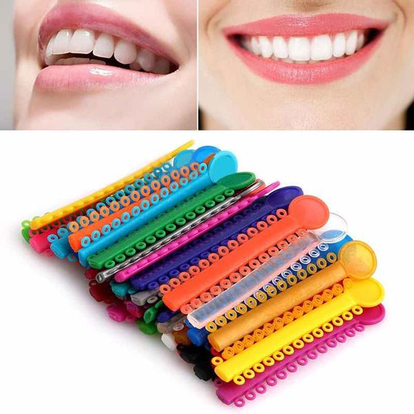 orthodonticligaturetie, orthodontictie, Elastic