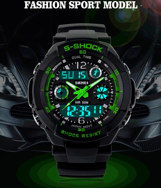 Fashion, Jewelry, Water Resistant, Men