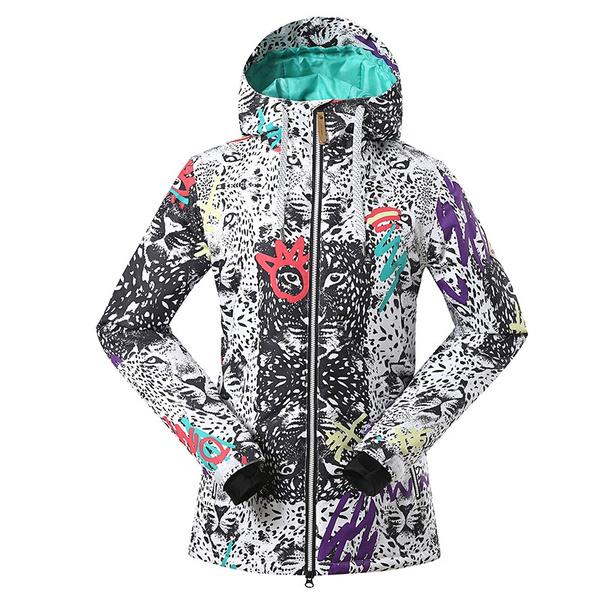 Jacket, Snowboard Jacket, hooded, Outdoor