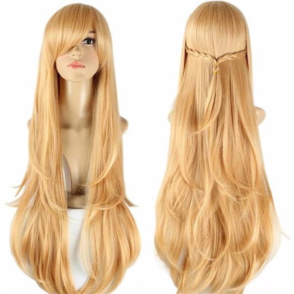 wig, animecosplaywig, art, Braids