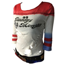suicidesquadharleyquinn, Fashion, Cosplay, womens sports costumes
