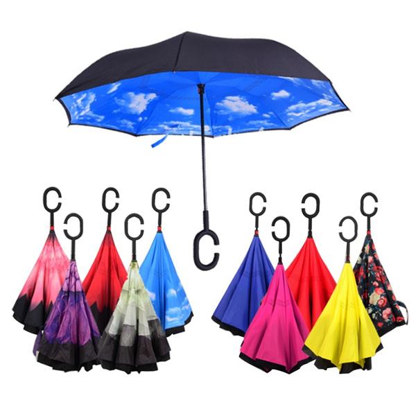 Outdoor, Umbrella, windproofumbrella, fashionumbrella