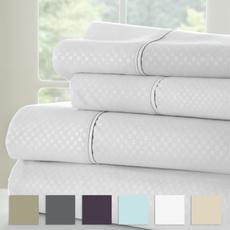 checkered, Sheets, Home Decoration, Sheets & Pillowcases