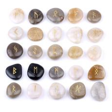 elderfutharkrune, pebblesstone, velvet, runesstone