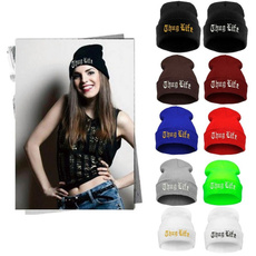 Fashion, beanies hat, Winter, letterhat