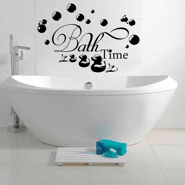 Bath, Bathroom, art, bathingroomdecoration