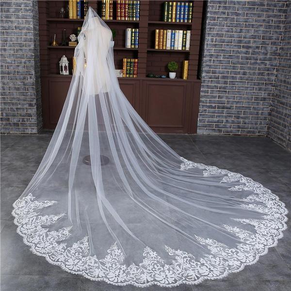 ivoryveil, weddingveil, cathedralveil, bridalveil